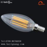 Bulbo energy-saving do diodo emissor de luz C35 para E27