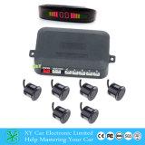 Sistema del sensore di parcheggio della visualizzazione di LED dell'automobile dei 6 sensori (XY-5304)