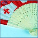 Подарки сувенира вентилятора профессионального изготовленный на заказ вентилятора руки изготовленный на заказ складывая перемещая
