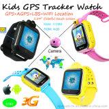 3G/WiFi GPS Tracker смотреть на детей/детей с возможностью поворота камеры D18s