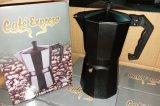 Creatore di caffè di placcatura di Moka 3cups Matt del caffè