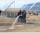 Pompa ad acqua sulla pompa ad acqua solare di CC di energia solare