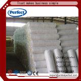 Couverture de laines de verre d'isolation thermique pour des matériaux de construction