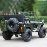 150cc 4 цикл UTV коляске Car ATV Quad Willys Jeep