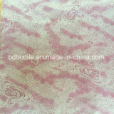 100% tessuto del tricot stampato poliestere per la tessile domestica