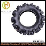 Na China com preço de fábrica para o trator dianteiros 6.50-16 10pr Pneus Agrícolas