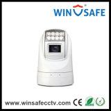 De ruwe Camera PTZ van kabeltelevisie van de Veiligheid Infrarode Digitale