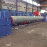 El FRP Tubo bobinado se utiliza para tubo de riego agrícola