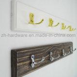 木高級で美しい衣服のホック及び金属のボードのホック(ZH-7024)