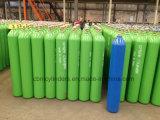 Cylindres à gaz d'hydrogène à hydrogène à hydrogène à oxygène en acier sans soudure