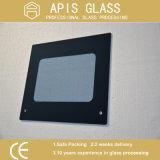 China impresso de silk-screen Forno de Ustulação de vidro temperado o vidro da porta