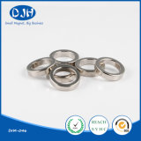 Kleiner permanenter gesinterter NdFeB Nickel-Beschichtung-Lautsprecher-Magnet