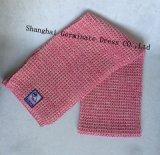 Шлем & шарф способа 100%Acrylic с сплетенной заплатой для клуба футбола (JYB356)