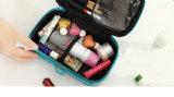 Toiletry van de Reis van de Make-up van het leer de Promotie Kosmetische Zakken van pvc van de Manier