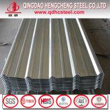 Hoja prepintada color galvanizada del material para techos del metal de PPGI