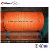 Plastik-pp.-Polypropylen Raschel strickender Ineinander greifen-Sack, der Maschine herstellt