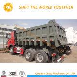 ShacmanのトラックのアルジェリアF2000 6X4 290HPのダンプトラック