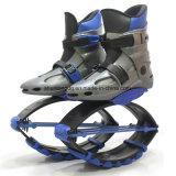O salto unisex do esporte de Kangoo carreg o presente de salto das sapatas da aptidão do exercício das sapatas dos saltos