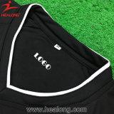 Le football en gros Jersey de club de sublimation de vêtement de Healong