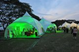6m Steel Frame, Spider Tent, Beach Tent 의 정원 Tent, Event Tent