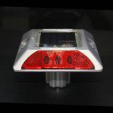 Pi68 Square Alumínio com 3m Reflector Solar LED prisioneiro de Estrada