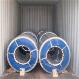 bobina de acero de edificios del metal de 0.12-0.8m m Dx51d del Galvalume material de acero de la construcción