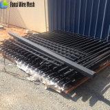 metal padrão Fenicng da segurança de 2.1X2.4m Austrália