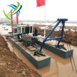 Kaixiang 판매를 위한 유압 모래 또는 진흙 바다 절단기 흡입 준설선