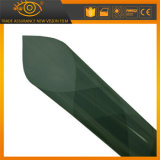 Grüner rückweisung-Haut-Sorgfalt-Auto-Fenster-Film der Farben-100% UV