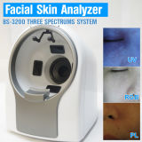 Lumsail BS-3200 Gesichtshaut-Analysegerät für Haut-Pore