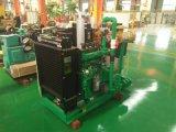 Wasser-Kühlvorrichtung-Biogas-Generator Withturbocharging Biogas-Energien-Generator