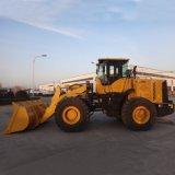 De Machines van de Landbouw van de Lader van het Wiel van de Versnellingsbak van de Vooruitgang van Hangzhou