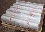 Fibre discontinue tissée par fibre de verre pour le bateau de FRP