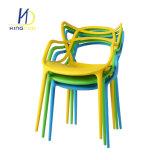 precio de fábrica eventos jardín al aire libre maestro de apilamiento PP silla de plástico