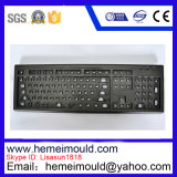 Пластичная прессформа в случай компьютера, клавиатура, мышь