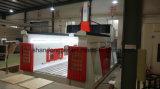 5 EJES CNC Router Nuevo estilo 3D del molde de madera CNC Máquina de tallado de madera la máquina de moldeo