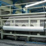 熱い浸された電流を通された六角形ワイヤー網(kdl-140)