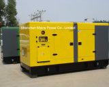 reserve Diesel van het Type van Cummins van de Macht 275kVA 220kw Stille Generator