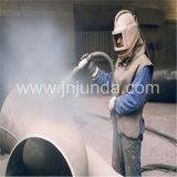 ISO 9001/com jacto de areia/Shot Martelamento/preparação da superfície/tratamento de superfície com uma lixa de aço SAE