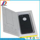 Коробка изготовленный на заказ бумажного случая телефона упаковывая с отверстием Hang