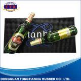 Design de design personalizado em relevo Soft PVC Bar Mat