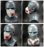 Valved塵マスクのフォールド平らな「C」のタイプFfp2マスク(DM2016)