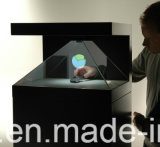 3D Pyramid Hologram Showcase, Holographic Box
