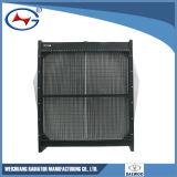 발전기 알루미늄 방열기 Genset 방열기를 위한 Yfd30A-4 Raidator