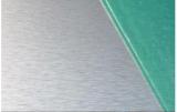 Anodisiertes Aluminium (silberne Goldkupferbronze)
