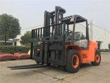 Carrello elevatore diesel di Elevateur 5t del vagone per il trasporto dei lingotti con il motore di Isuzu