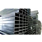 JIS G 3466 de cuerpos huecos de acero galvanizado Reatangular tubos