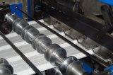 機械を形作る鋼鉄タイルロール