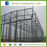 Здание виллы стальной конструкции рамки структуры дома полуфабрикат