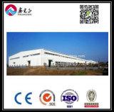 Estrutura de aço personalizados de alta qualidade (Depósito BYSS012)